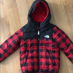 Boys NorthFace 3T winter coat